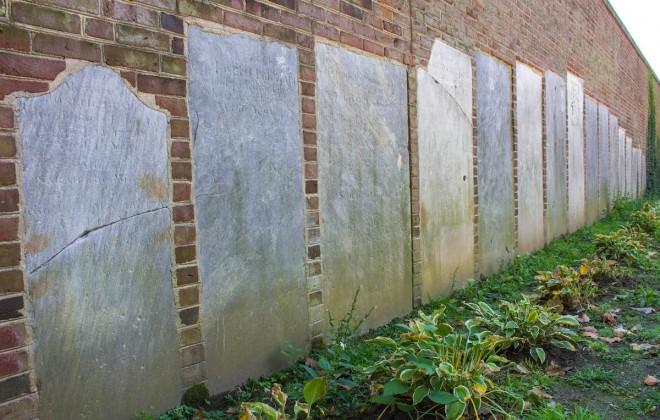 Tombstone Wall full
