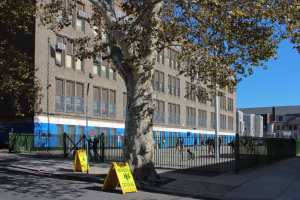 Stanton School, 17th and Christian | Photo: David Feldman