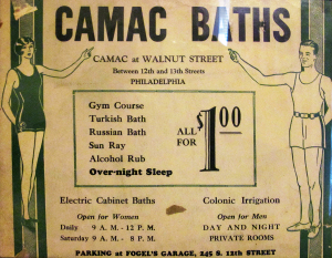 camac poster
