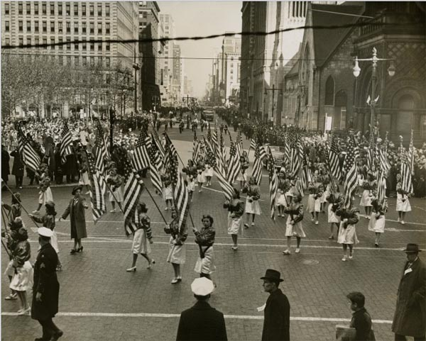 We Haven't Forgotten: Gimbels Thanksgiving Parade Was The First