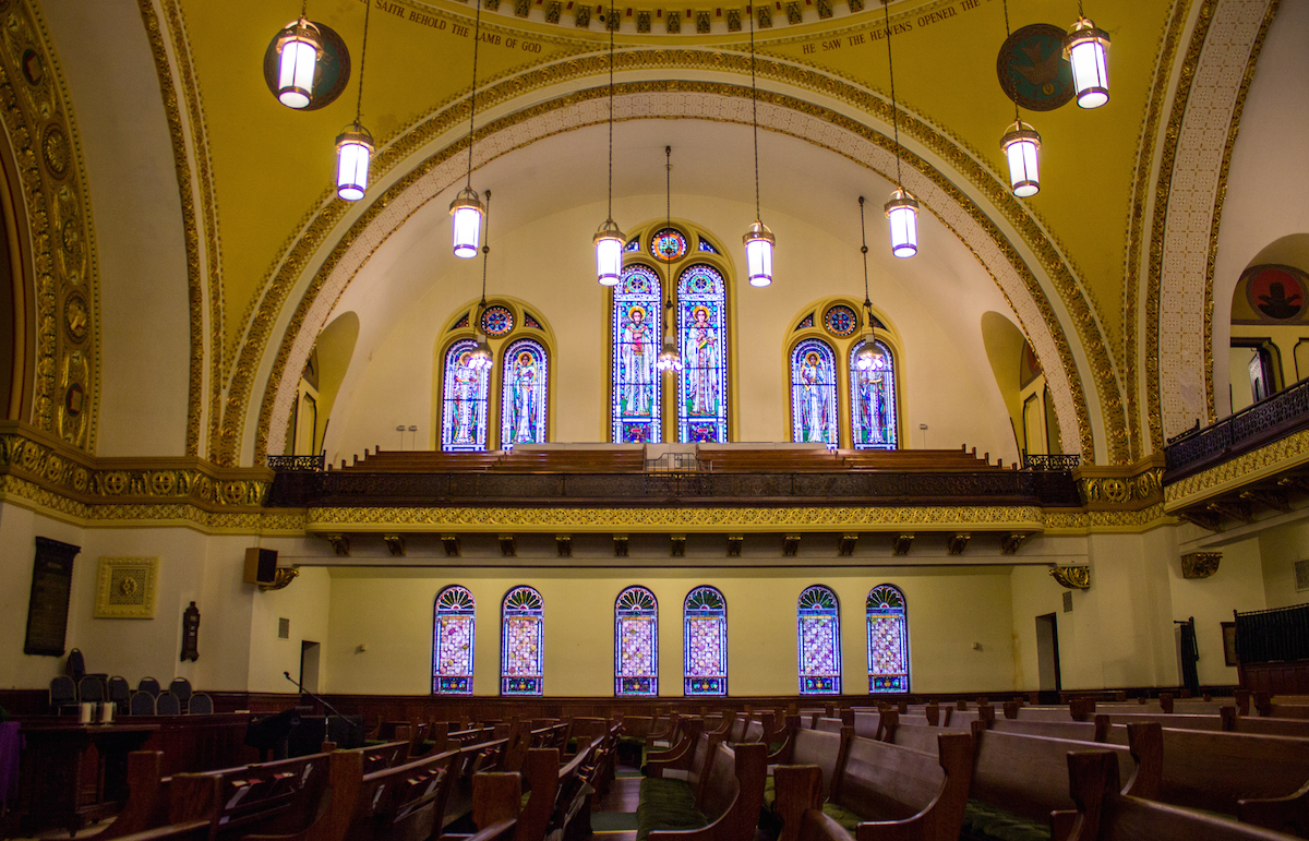 Center City Churches Open Their Doors For Sacred Spaces Tour
