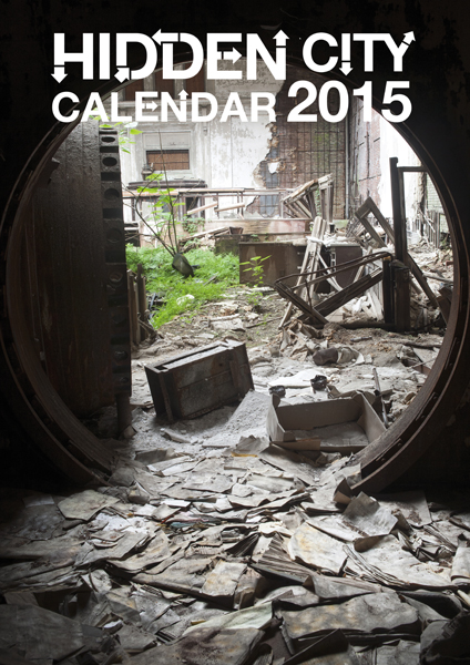 2015 Hidden City Calendar–Best Of The Best