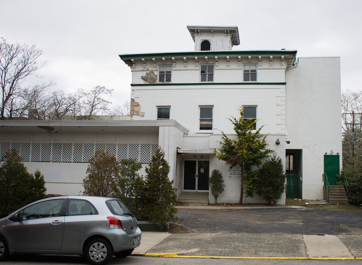 Sloan Mansion Days Are Numbered: Penn Can Proceed Without Permits, Says Historical Commission