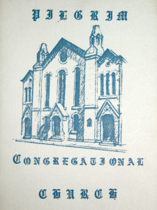 Circa-1970s pamphlet with church's by-laws | Courtesy of Aaron Wunsch and UPenn's Recording and Site Analysis course