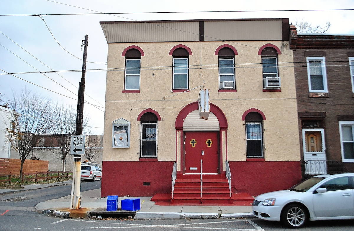 The Last Synagogues Of Strawberry Mansion