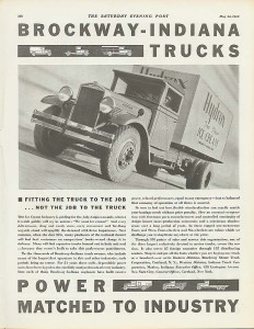 Brockway ad
