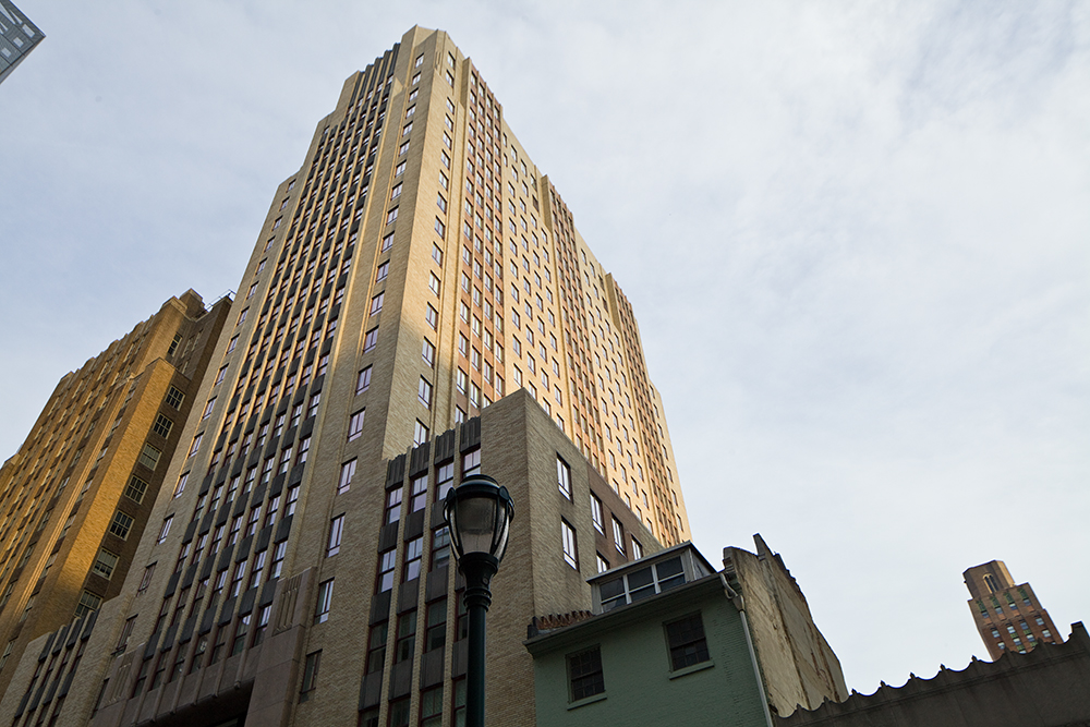 What Lies Within: The Dazzling Art Deco Interior Of 1616 Walnut Street