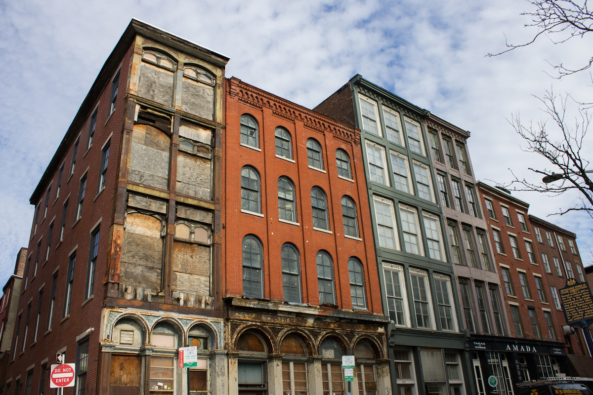 Long Blighted, The Former Native American Museum On Chestnut Street To Be Redeveloped