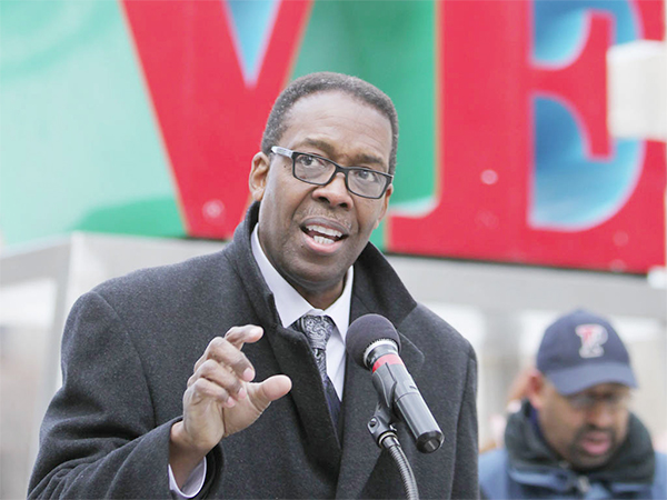 """Council President Darrell L. Clarke's controversial plan to create a new city Department of Planning and Development is likely to get even more controversial."" 