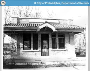 Standing derelict in 1980 | Site: PhillyHistory.org