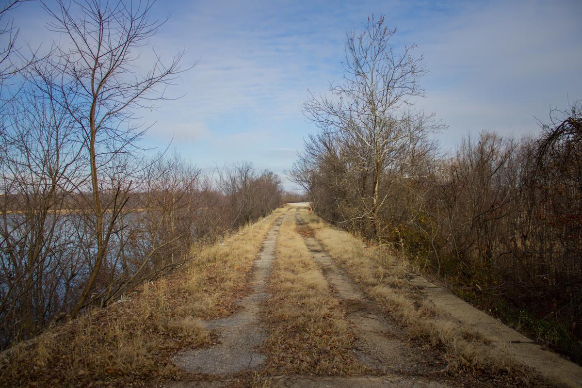 A Winter's Walk Around East Park Reservoir