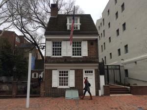 Betsy Ross House | Photo: Nathaniel Popkin