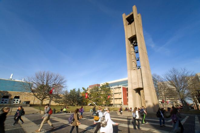 Bell Tower, 2015   Photo: Bradley Maule