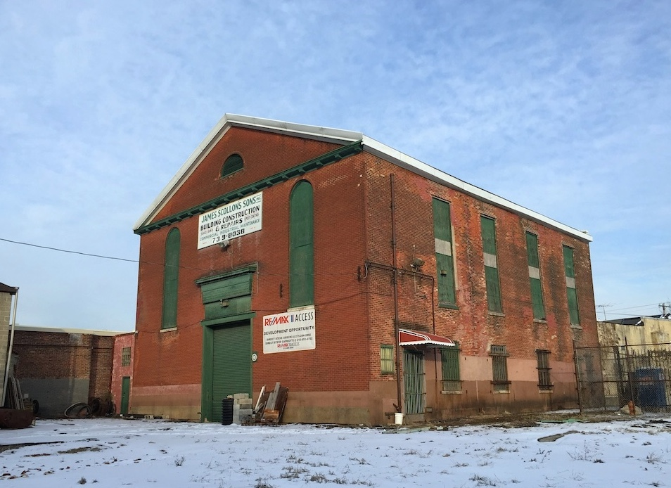 On Front Street, A Warehouse With A Sacred Past Seeks Salvation