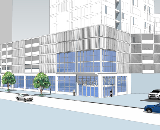 Mysterious Major Development Proposal For 1300 Fairmount Avenue