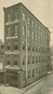 As C.C. Kemper in 1898   Source: Philadelphia Pennsylvania, The Book of Its Bourse & Co-operating Bodies via the Athenaeum of Philadelphia