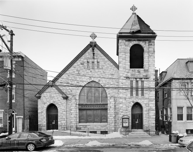 Atonement Lutheran Church (pre-1910) | Photo: Joseph B. Elliot