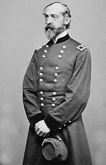 Major-General George Gordon Meade | From Wikepedia