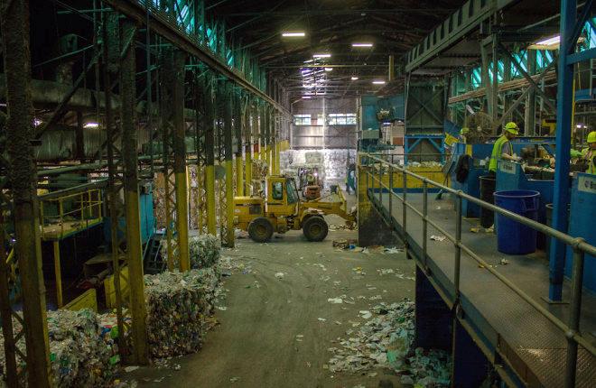 Controlled chaos deep inside the MRF| Photo: Michael Bixler