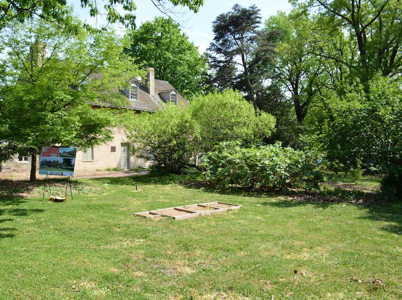 Historic Green Space Restoration Underway At Bartram S Garden Hidden City Philadelphia