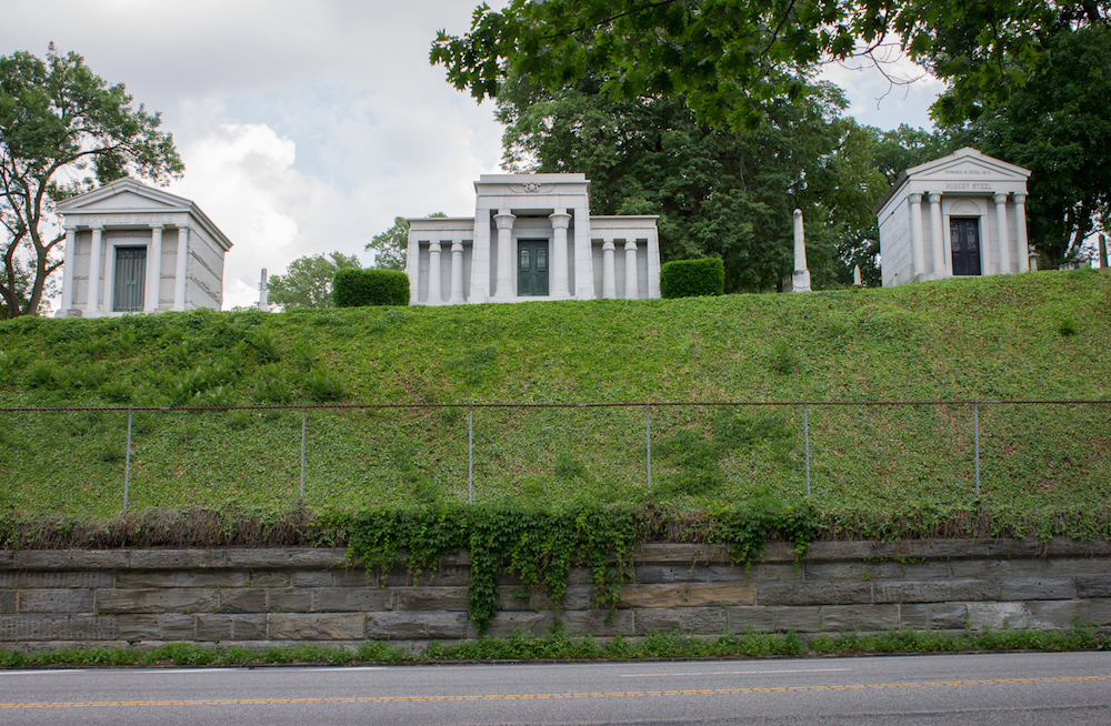 New Pedestrian Entrance At Laurel Hill Cemetery To Grant Access From Schuylkill River Trail