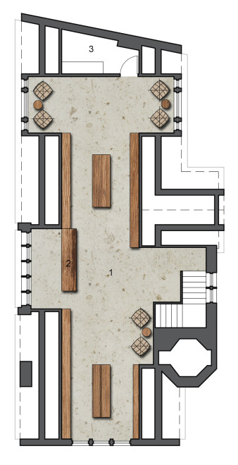 Plan - Third Level
