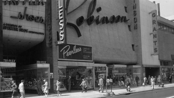 Robinson department store (PhillyHistory.org)