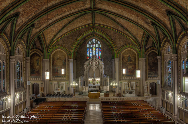 St. Martin de Porres, 2340 West Lehigh Avenue, Strawberry Mansion |