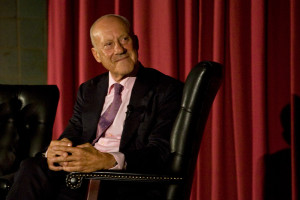 Lord Norman Foster | Photo: Bradley Maule
