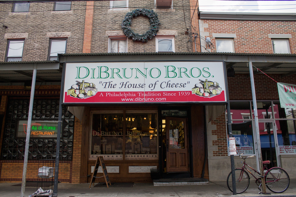Dibruno Bros Philly S Holy Temple Of Gourmet Italian Imports Photo Michael Bixler