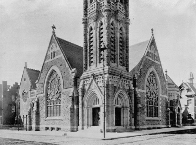 Park Avenue Methodist Episcopal Church
