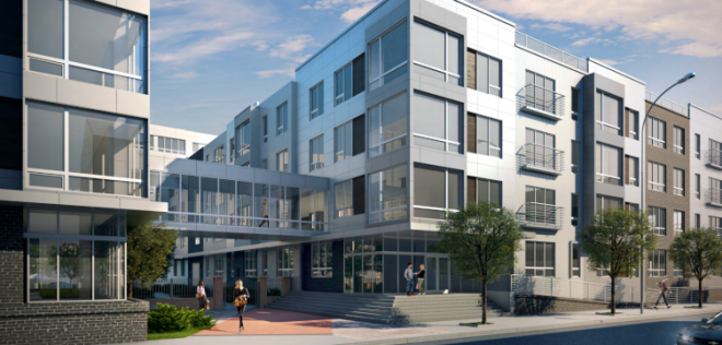 Rendering of Soko Lofts