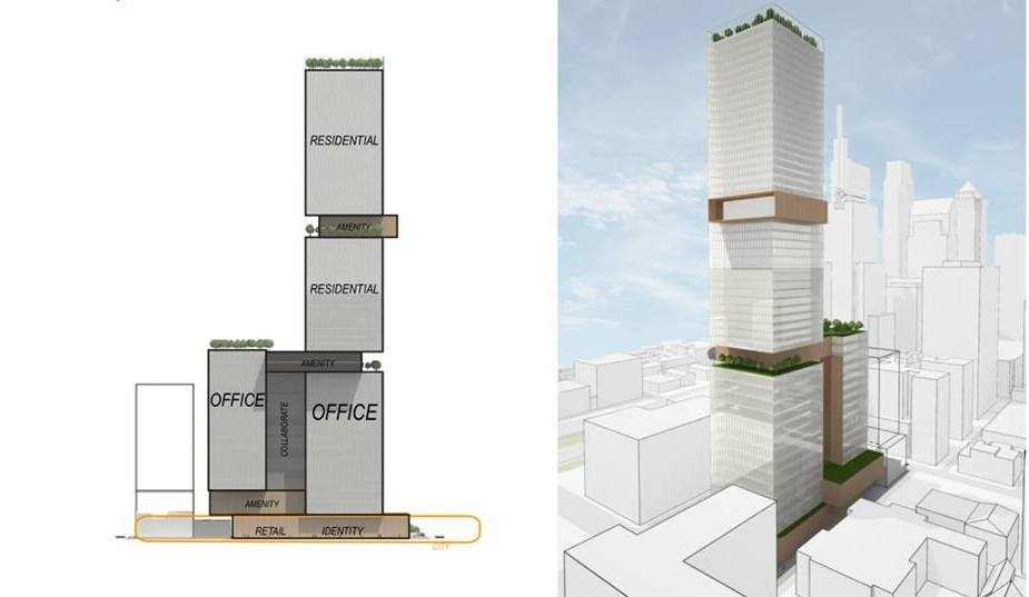 First Look: Brandywine's Plans For 2100 Market