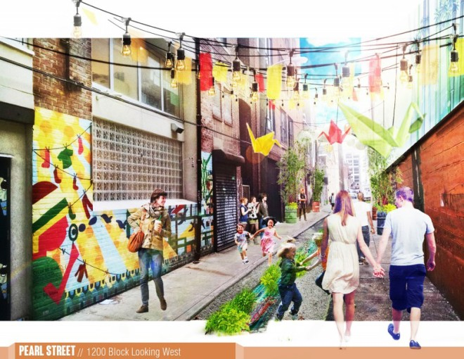 Rendering courtesy of Groundswell Design Group & Asian Arts Initiative