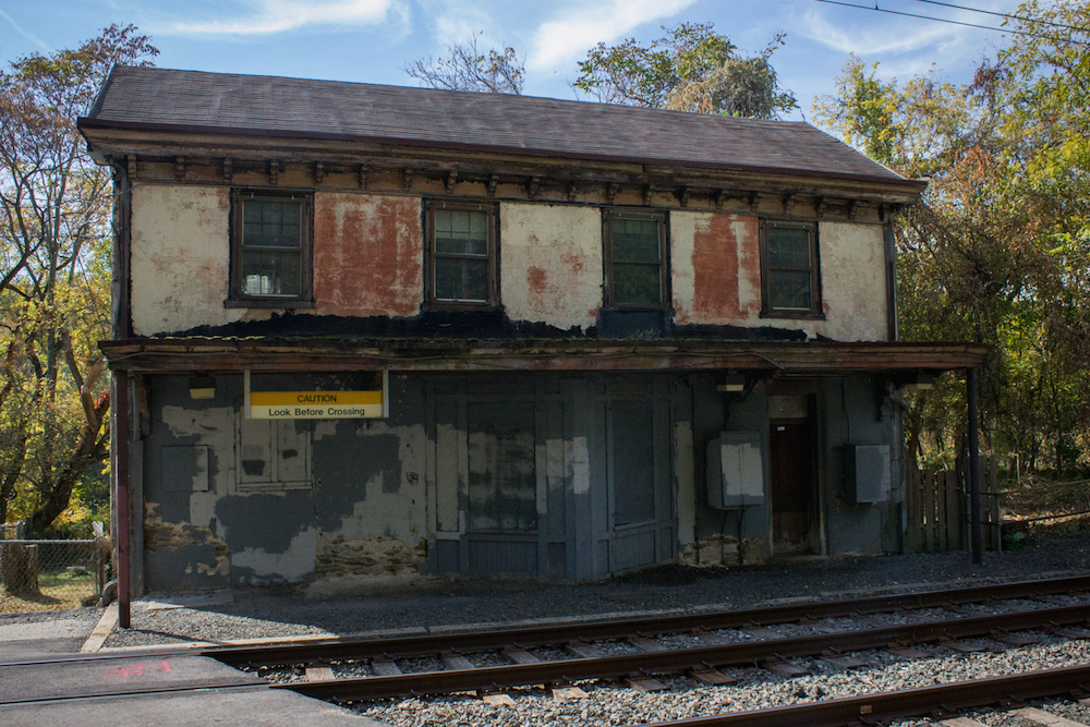 Marked Potential: Shawmont Station