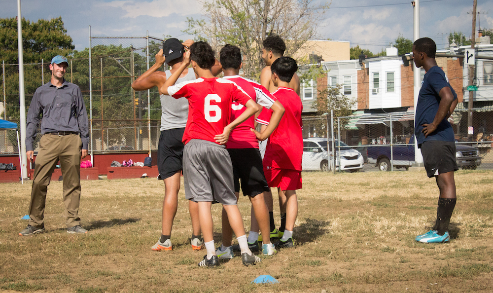 In Kensington, Immigrants Spark A Philly Soccer Revival