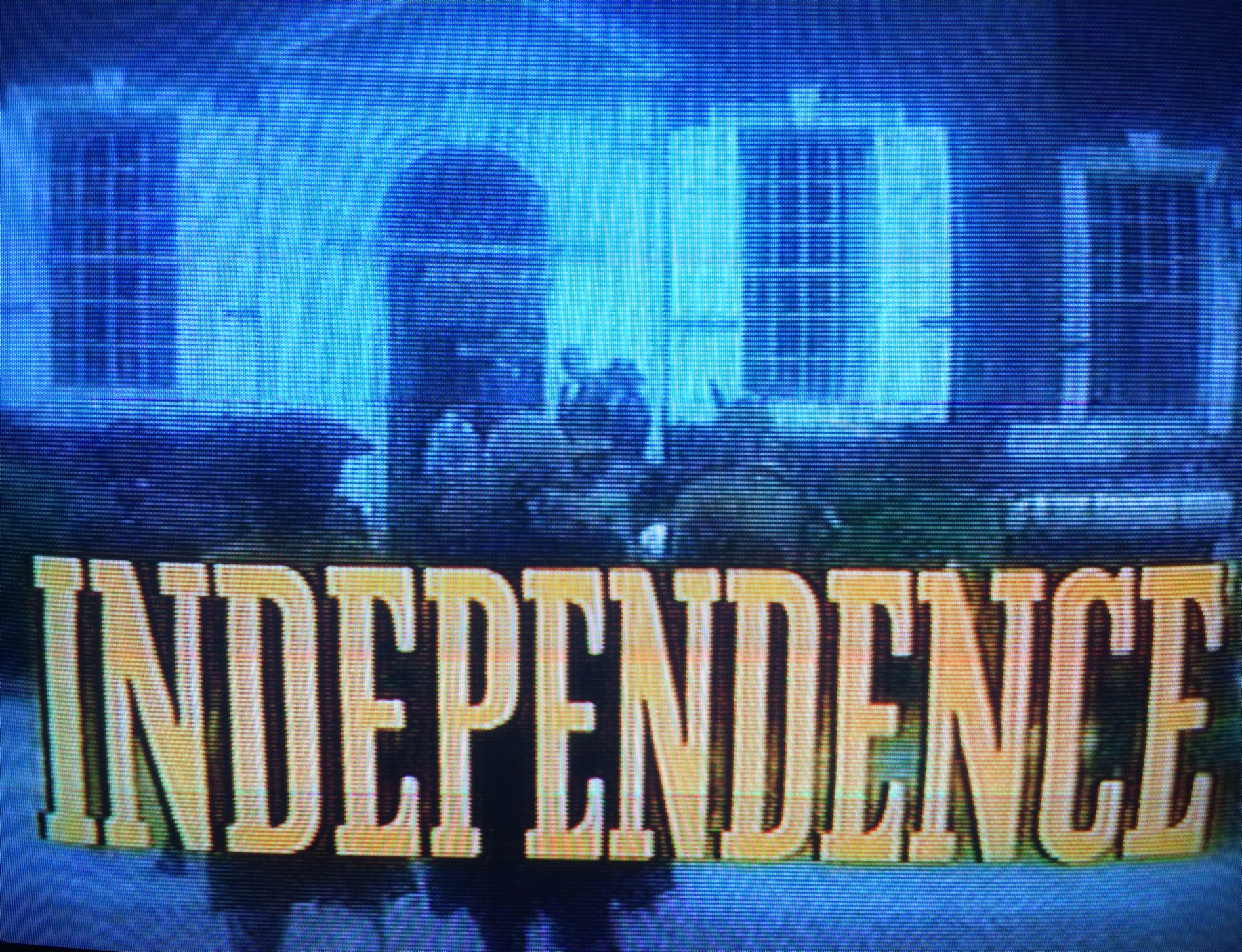 Losing Our Independence: Bicentennial Film In Last Days