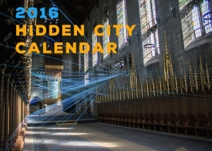 2016 calendar mockup