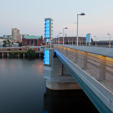 The South Street Bridge | Photo: Cambridge Architectural