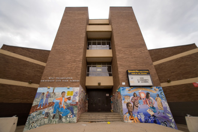 University City High School, October 2013 | Photo: Bradley Maule