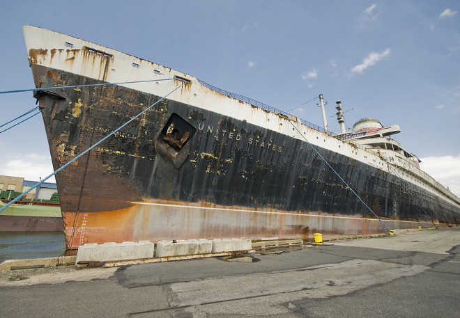 Redevelopment plans to be announced for ss united states for City of la 457