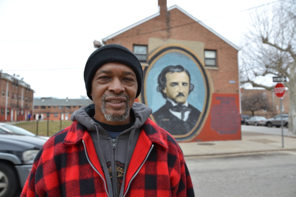 At 7th And Spring Garden, Confronting The Racism Of Poe