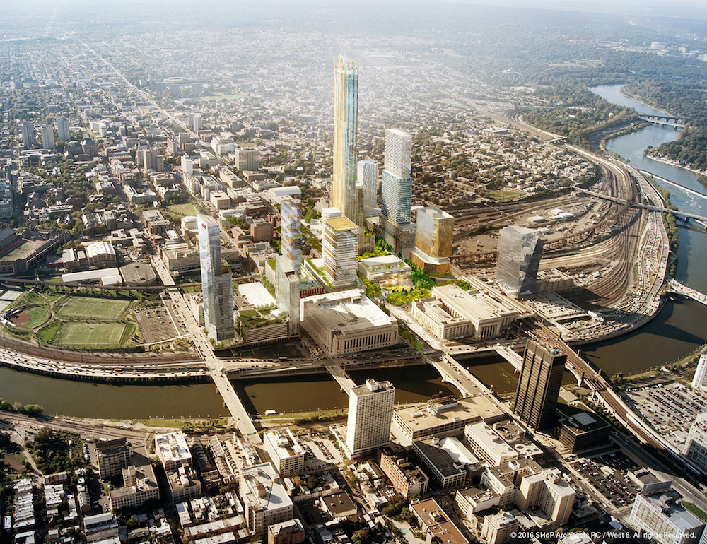 Drexel Reveals Next Step In Innovation District With Schuylkill Yards
