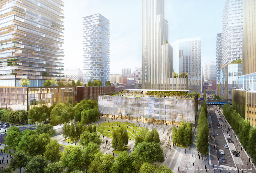 Drexel reveals next step in innovation district with - Drexel planning design and construction ...