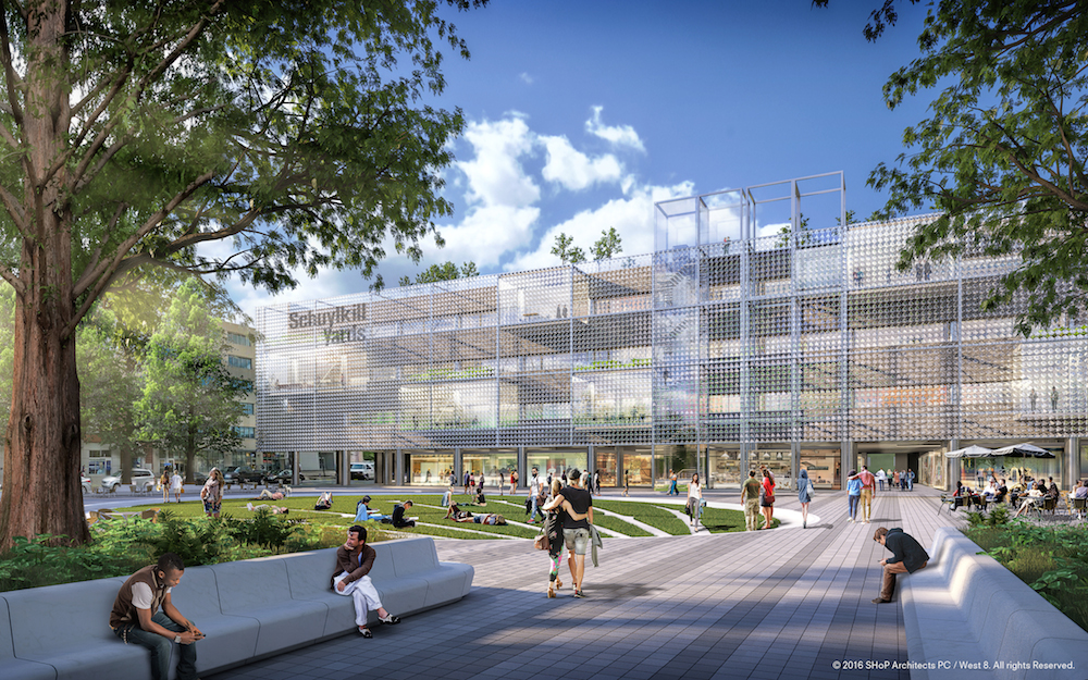 Schuylkill yards breaks ground with drexel square hidden - Drexel planning design and construction ...