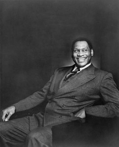 Paul Robeson | Photo: Yousuf Karsh 1938