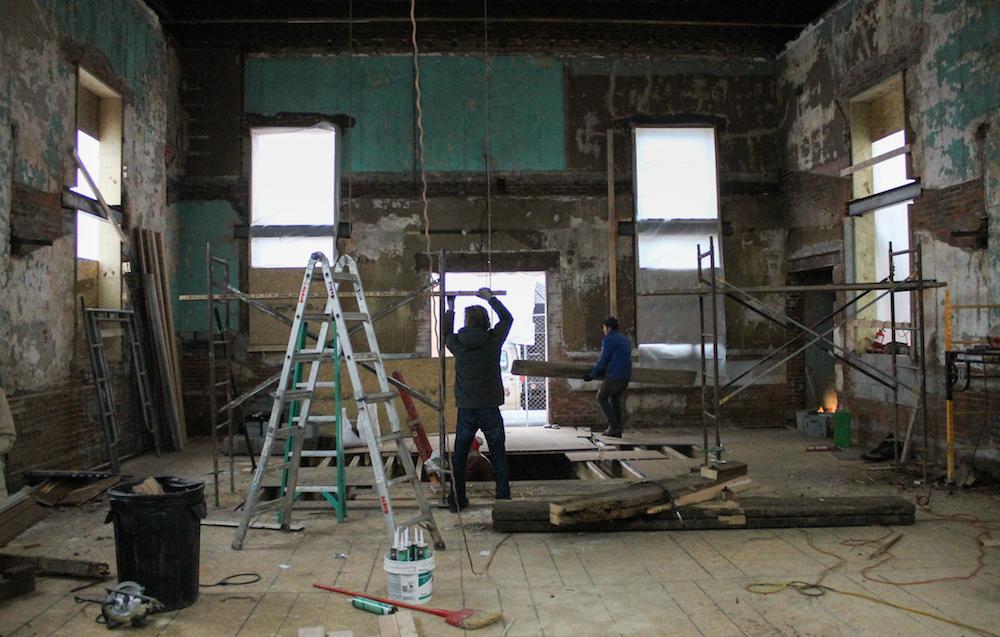 Fishtown Church Conversion Summons Spiritualist Past | Hidden City ...
