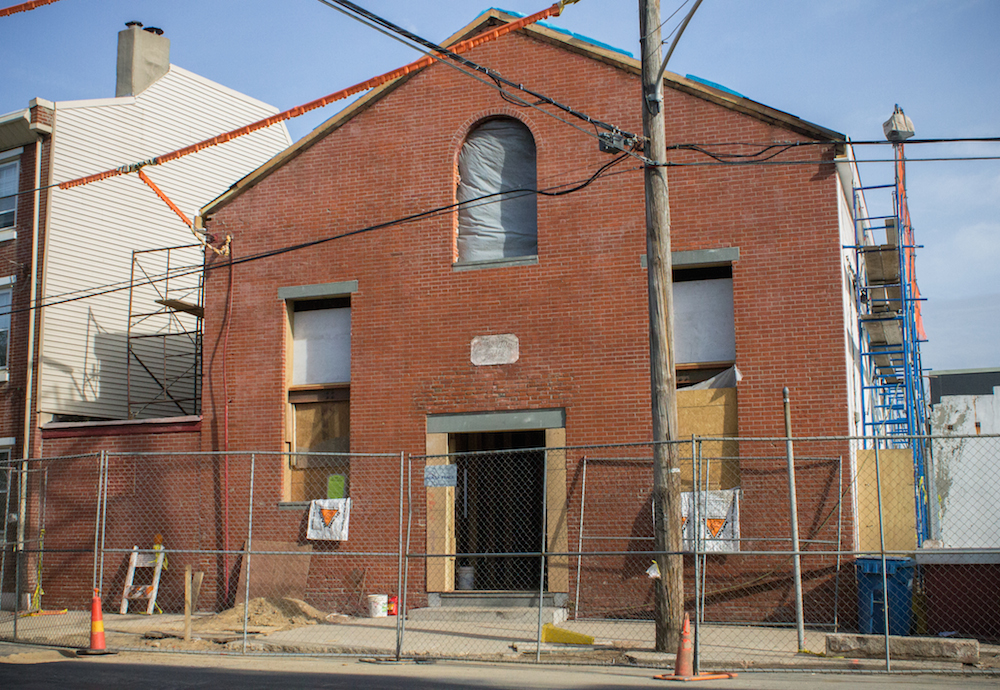 Fishtown Church Conversion Summons Spiritualist Past