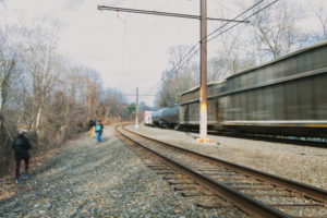 Fox Chase Line | Photo: Adachi Pimentel