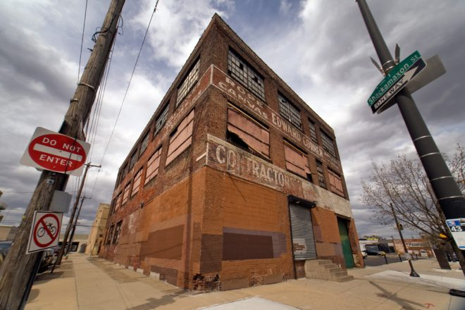 Famous Corner corner, Fishtown's remaining vestige of its maritime past | Photo: Bradley Maule